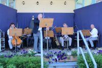 Bild 0 von Strandsport, Kurorchester und Wattenmeer-Achter beim Bäderausschuss