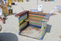 Bild 5 von Strandbar von Thomas Steimer wird sehr gut angenommen