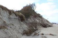 Bild 4 von Dünenabbrüche und Strandmüll bewegen die Inseln