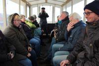 Bild 7 von Rund 30 Personen wieder bei Grünkohlfahrt ins Loog dabei