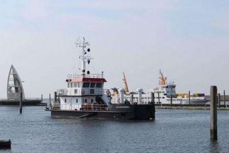 Bild 0 von Baggerarbeiten im Bootshafen sind im Gange