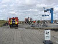 Bild 1 von Motorboot brannte im Sportboothafen
