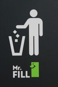 """Bild 0 von """"Mister Fill"""" arbeitete nur drei Tage für die Inselgemeinde"""