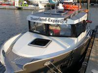 """Bild 0 von """"Töwerland-Express"""" darf auch im Bootshafen vom SKJ liegen"""