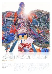 """Bild 0 von """"Kunst aus dem Meer"""" - Filmvorführung und Ausstellung der Jubi"""