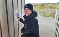 Bild 0 von QR-Codes unterstützen die Zugvogel-Beobachtung