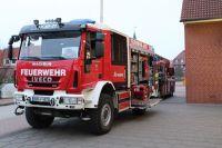 Bild 1 von Feuerwehr ebenfalls erstmalig beim Lebendigen Adventskalender dabei
