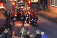 Bild 4 von Feuerwehr ebenfalls erstmalig beim Lebendigen Adventskalender dabei