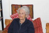 Bild 0 von Annemarie Schmidt feiert ihren 100.ten Geburtstag