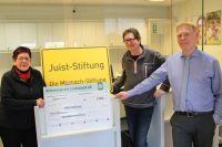 Bild 0 von OLB-Stiftung spendete für Juist-Stiftung