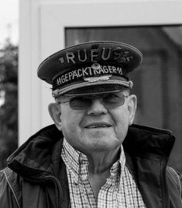 Bild 0 von Dienstältester Juister Gepäckträger Rufus hat heute Geburtstag