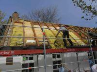 """Bild 1 von Insulanerhaus """"Siebje"""" erhält eine neue Dacheindeckung"""