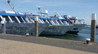 Bild 4 von Partyschiffe, Oldtimer und Museumsschlepper im Inselfährdienst