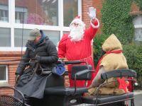 Bild 0 von Der Nikolaus kommt nach Juist