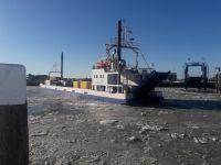 Bild 2 von Noch läuft der Schiffsverkehr nach Juist