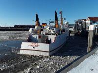 Bild 4 von Noch läuft der Schiffsverkehr nach Juist