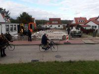 Bild 3 von Winterzeit ist Bauzeit: Siedlungshaus musste Neubau weichen