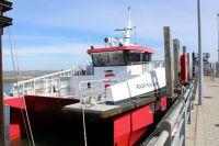 """Bild 6 von Reederei Frisia führt Testfahren mit Katamaran """"Adler Rüm Hart"""" durch"""