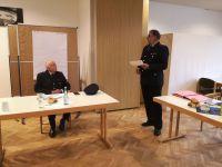 Bild 3 von Wilhelm Arneke ist 70 Jahre Mitglied in der Juister Feuerwehr