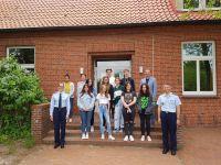 Bild 1 von Jugendoffiziere der Bundeswehr zu Besuch in der Inselschule