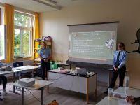 Bild 2 von Jugendoffiziere der Bundeswehr zu Besuch in der Inselschule