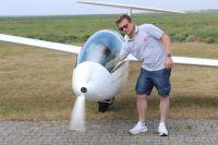Bild 1 von Jubi Juist setzt auf nachhaltige Schulung mit Elektrofliegern