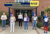 Bild 0 von Auch Juister Abiturienten am NIGE 2021 erfolgreich dabei