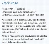 Bild 5 von Ratskandidaten der CDU Juist - Teil 2