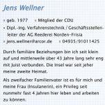 Bild 7 von Ratskandidaten der CDU Juist - Teil 2