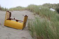 Bild 0 von Weitere Fotos von der Windhose am Juister Strand