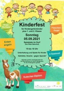 Bild 0 von Kinner un Lü e.V. lädt ein zum Kinderfest