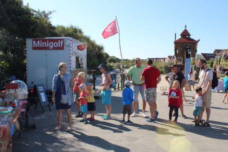 Bild 0 von Ein Tausender für den Juister Kindergarten