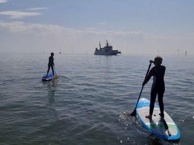 Bild 0 von Abwanderung von Wassersport-Gästen muss vermieden werden