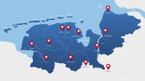 Bild 0 von Gründung der Tourismus Agentur Nordsee (TANO)